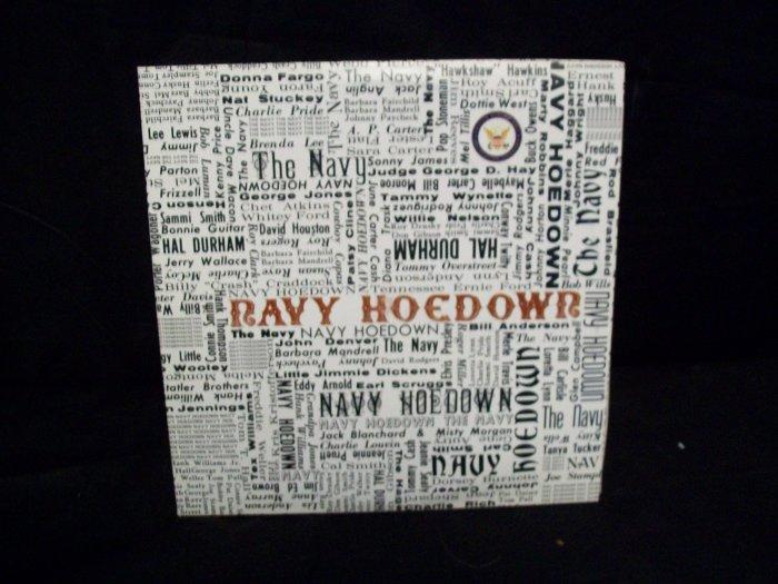 NAVY HOEDOWN  Series 18 Featuring Jan Howard with Host Hal Durham August 1975