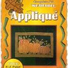 Pumpkin Iron-On Applique Kit