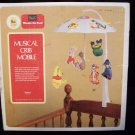 Winnie the Pooh -- VINTAGE Musical Crib Mobile *