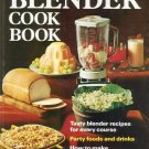 Better Homes and Gardens Blender Cook Book *
