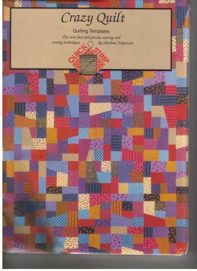 Crazy Quilt Quilting Templates By Sharlene Jorgenson