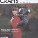 2197 McCall's -- Koala Bear Back Pack *