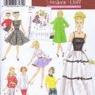 5785 Simplicity -- Barbie Doll Fashions *