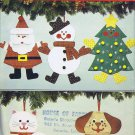 6054 Butterick -- Christmas Decorations *