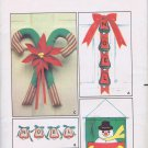 6720 Butterick -- Christmas Decorations *