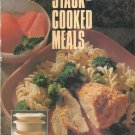 Tupperware Stacked - Cooked Meals Cookbook *