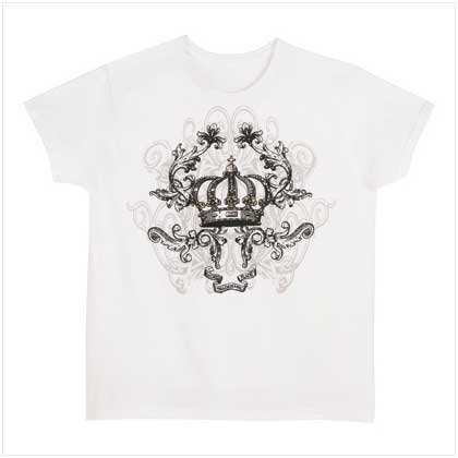 Crown Jewel Glamour T-Shirt