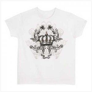 Crown Jewel Glamour T-Shirt