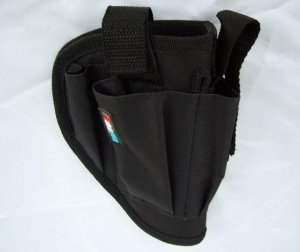 Hip Holster with 2 Bags