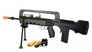 JinPeng FAMAS Airsoft Gun Electric Rifle