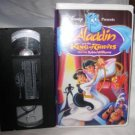 Walt Disney's Aladdin And The King Of Thieves VHS Tape