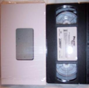 Pilates Magic Circle Workout Video VHS Tape
