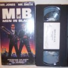 MIB Men In Black VHS Tape Tommy Lee Jones Will Smith