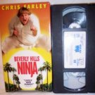 Beverly Hills Ninja VHS Tape Chris Farley Chris Rock