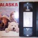 ALASKA VHS Tape Family Adventure Movie