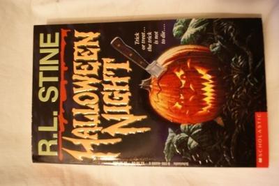 Halloween Night by R.L. Stine book novel