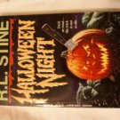 Halloween Night by R.L. Stine book novel