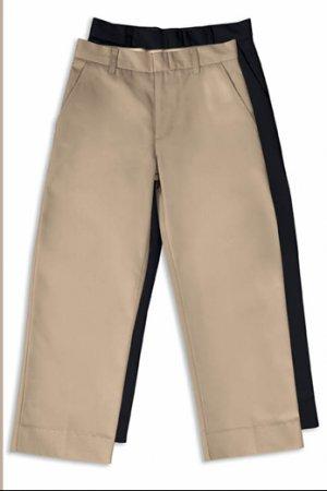 Flat Front Pant Size 6