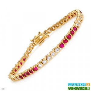 LAUREN G. ADAMS Stylish Bracelet