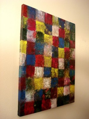 Wall Patchwork