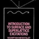 Introduction to Surface and Superlattice Excitations (0521321549)