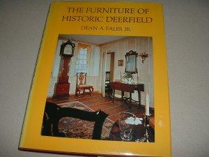 The Furniture of Historic Deerfield ( 0525111018)