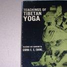 Teachings of Tibetan Yoga.