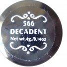 NYX Round Lipstick: Decadent