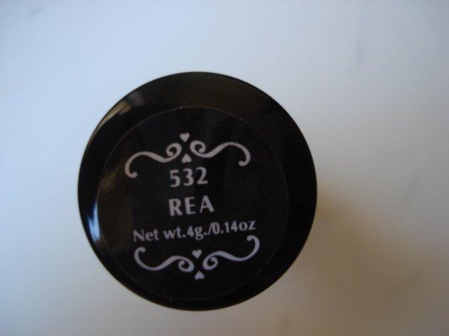 NYX Round Lipstick: Rea