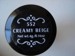 NYX Round Lipstick: Creamy Beige