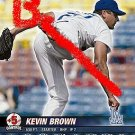 Kevin Brown 2004 base set.