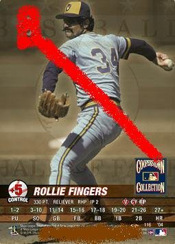 Rollie Fingers 2004 TD