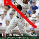 Luis Gonzalez 2004 base set