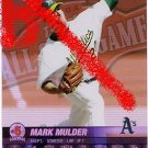 Mark Mulder 2004 pennant run(allstar game)