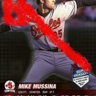 Mike Mussina Superseaon 2004 TD