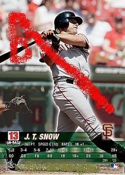 J. T. Snow
