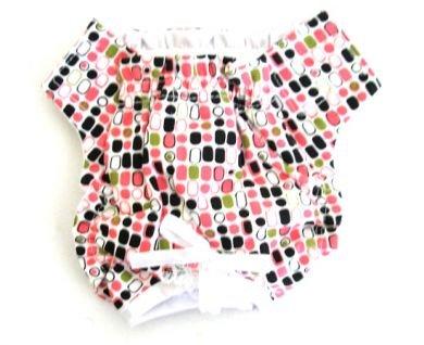 Good & Plenty Print  Puppy Panties Dog Panties XXSmall
