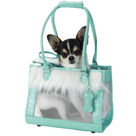 Sale East Side Collection Princess Pet Carriers Teacup Dog Carrier