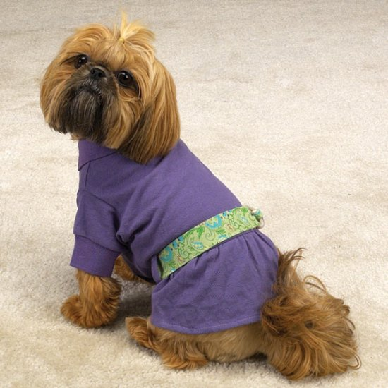 East Side Collection Polo Dresses Dog Dress XXSmall