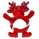 SALE Zanies Festive Fling-A-Rings Reindeer Dog Toy