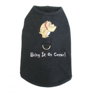 Bring It On Cesar! Harness-T Large Dog Shirt