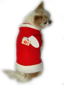 Sale Christmas sweater Dog Sweater Small