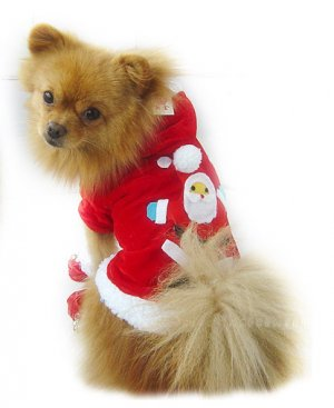 Sale Christmas Hoodie Sweater Dog Sweater XX Large
