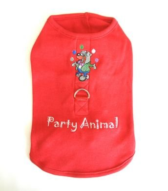 Sale Party Animal  Harness-T Small Dog Shirt