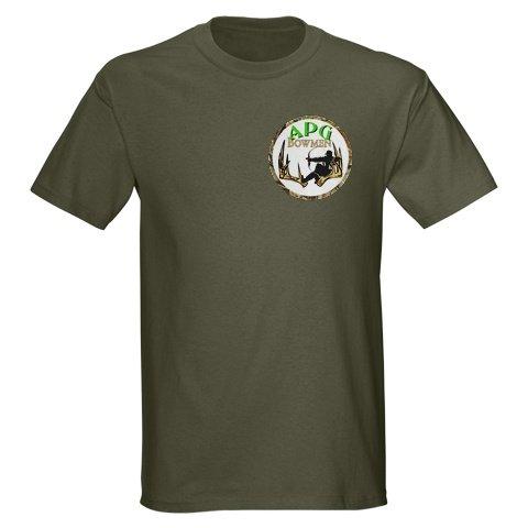 APG BOWMEN Dark T-Shirt