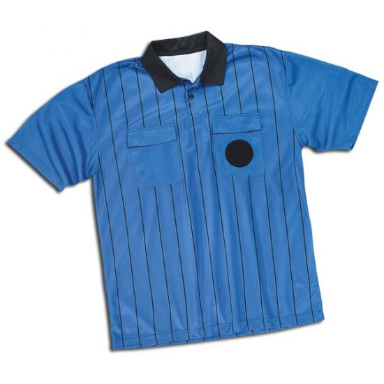 Ref Gear Official Jersey - Royal