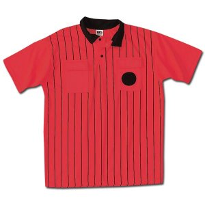 Ref Gear Official Jersey - Red