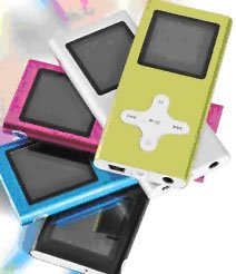Special 1.8-inch TFT 4GB 2ND MP4 mp3 FM Radio+Video