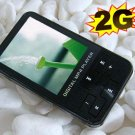 2.0 INCH TFT SCREEN 1GB MP3/MP4/REC/FM DIGITAL PLAYER