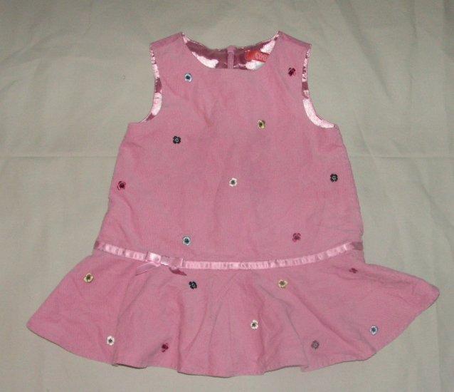 Gymboree Chelsea Girl 6-12 Months Dress